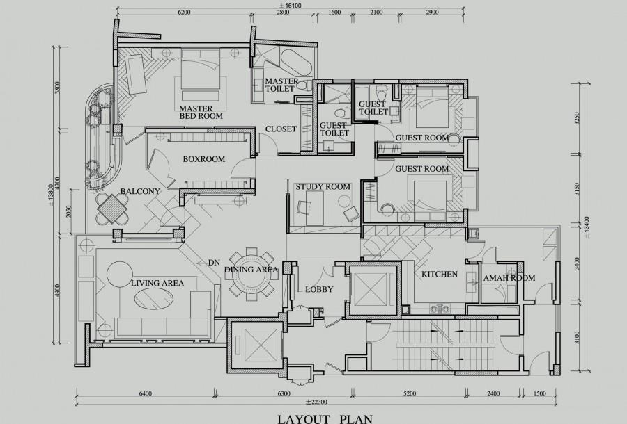Royal Apartment house